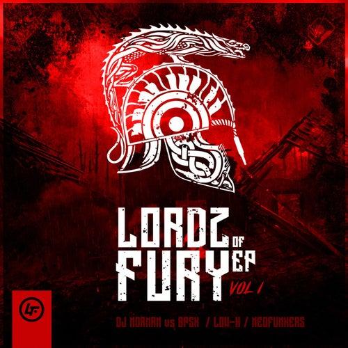 Lordz of Fury EP, Vol. 1 de Various Artists