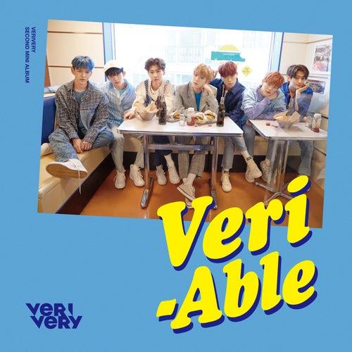 VERIVERY 2nd Mini Album [VERI-ABLE] by Verivery