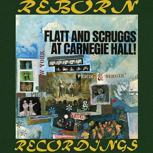 Flatt And Scruggs at Carnegie Hall (HD Remastered) de Flatt and Scruggs
