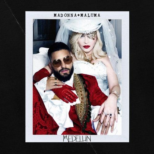 Medellín (feat. Maluma) de Madonna