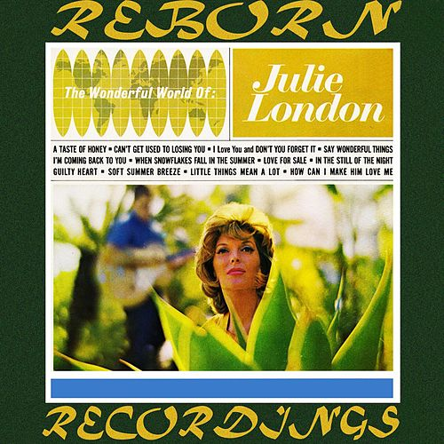 The Wonderful World of Julie London (HD Remastered) von Julie London