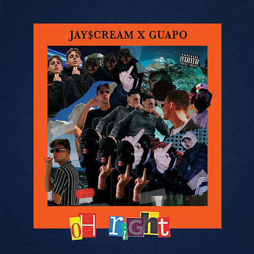 Oh Right de Jay$Cream
