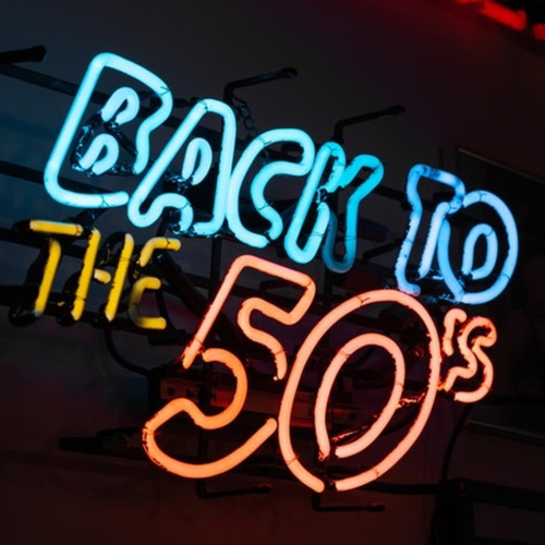 Back To The 50s by Various Artists