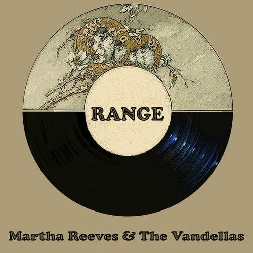 Range von Martha and the Vandellas