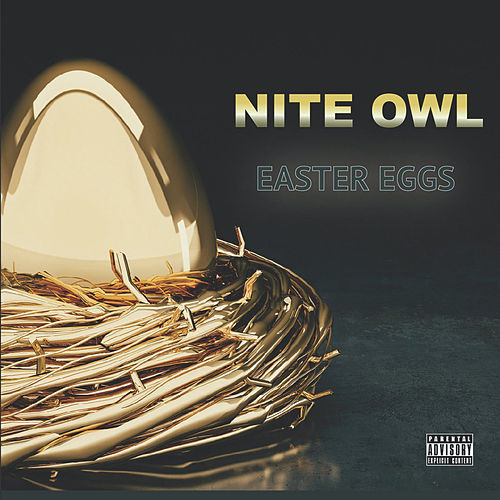 Easter Eggs by Nite Owl