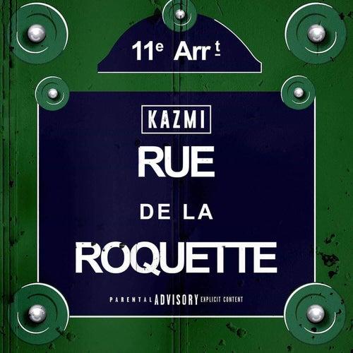 Rue de la Roquette by Kazmi