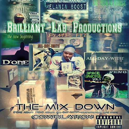 The Mix Down fra Various Artists