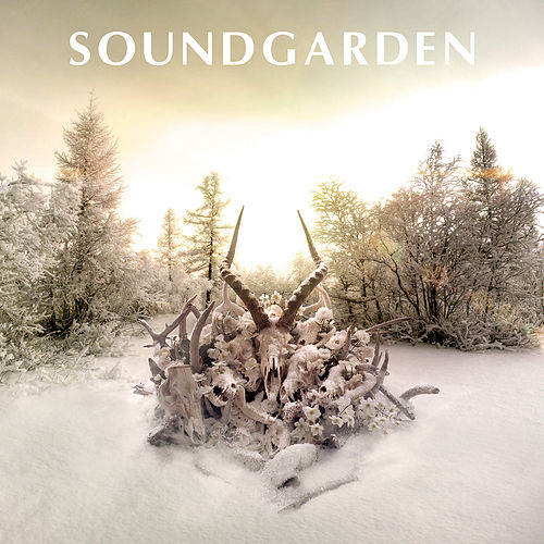King Animal de Soundgarden