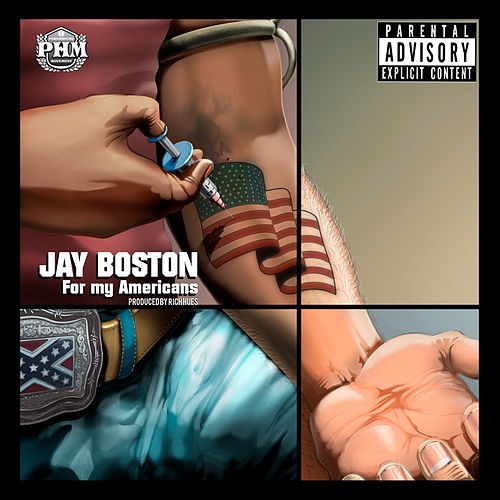 For My Americans by Jay Boston