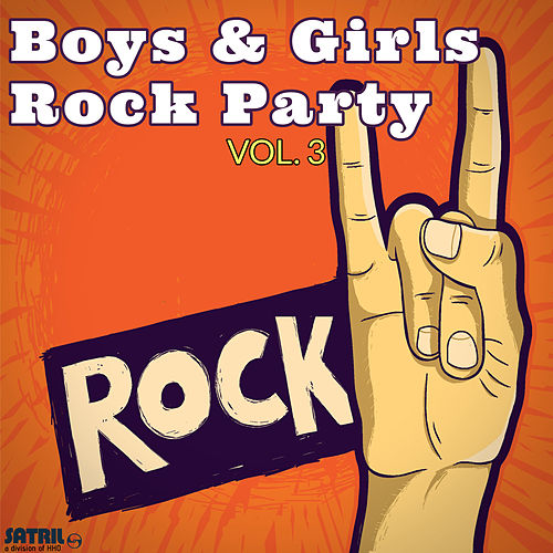 Boys & Girls Rock Party vol. 3 by Various Artists