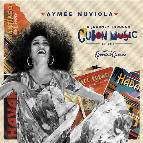 A Journey Through Cuban Music de Aymee Nuviola
