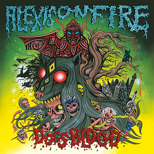 Dogs Blood by Alexisonfire