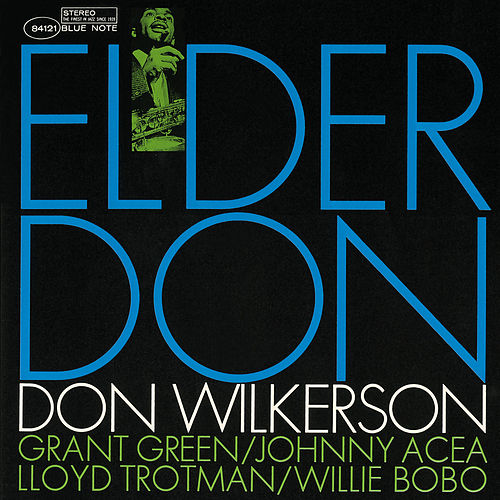 Elder Don de Don Wilkerson