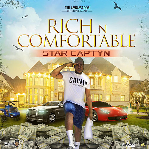Rich n Comfortable (feat. Alkaline) - Single by Star Captyn