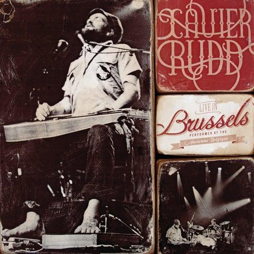 Live In Brussels de Xavier Rudd