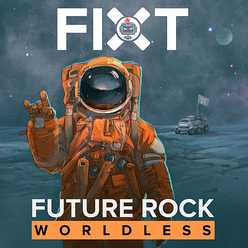 FiXT Future Rock: Worldless de Various Artists
