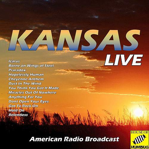 Kansas - Live (Live) von Kansas