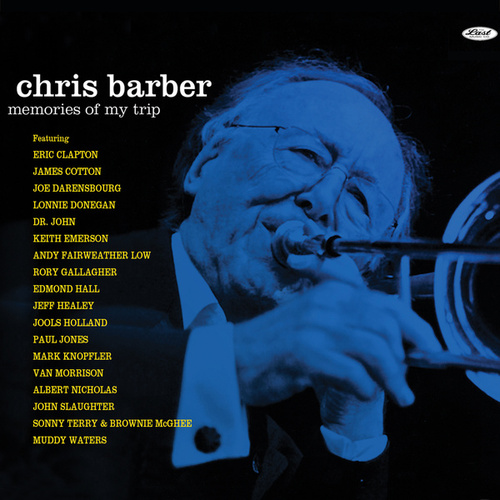 Memories of My Trip de Chris Barber