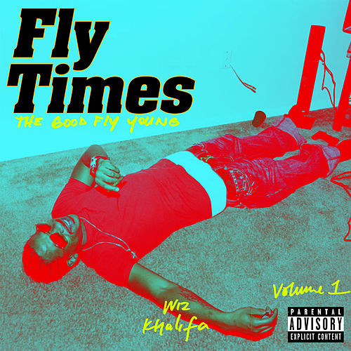 Fly Times Vol. 1: The Good Fly Young de Wiz Khalifa