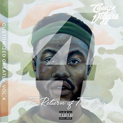 Customized Greatly Vol. 4: The Return of The Boy de Casey Veggies