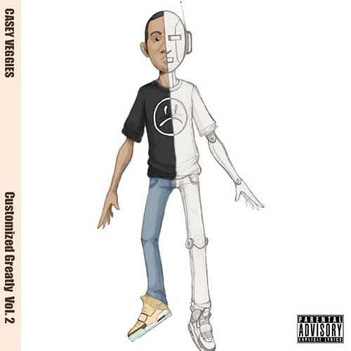 Customized Greatly Vol. 2 de Casey Veggies