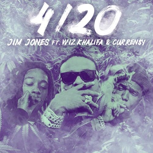 4/20 (feat. Wiz Khalifa & Curren$y) von Jim Jones