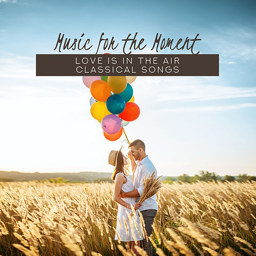 Music for the Moment: Love is in the Air, Classical Songs de Various Artists