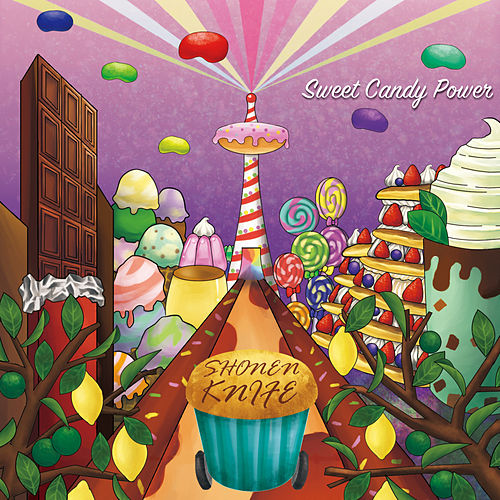 Sweet Candy Power de Shonen Knife