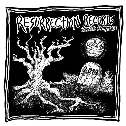 Resurrection Records Winter Sampler 2019 de Various Artists