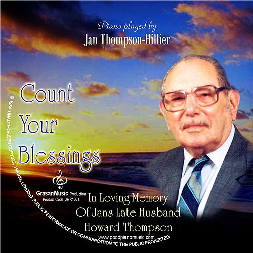 Count Your Blessings by Jan Thompson-Hillier