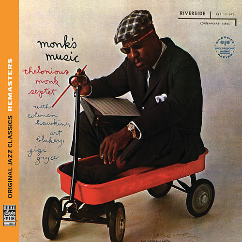 Monk's Music [Original Jazz Classics Remasters] by Thelonious Monk