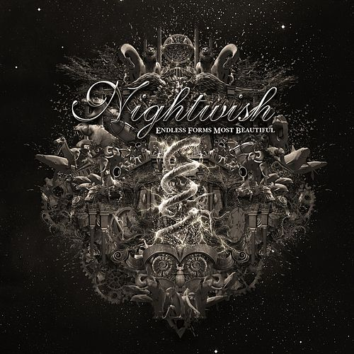 Endless Forms Most Beautiful (Deluxe Version) van Nightwish
