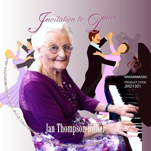 An Invitation to Dance by Jan Thompson-Hillier
