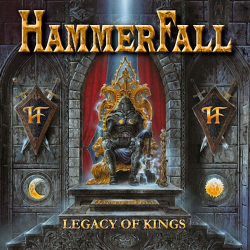Legacy of Kings von Hammerfall