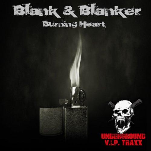 Burning Heart - Single by Blank