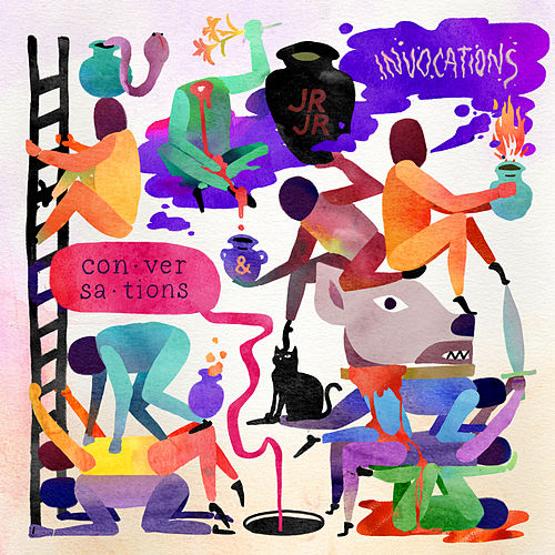 Invocations / Conversations by JR JR