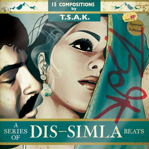 A Series of Dis-Simla Beats - EP by tsAK