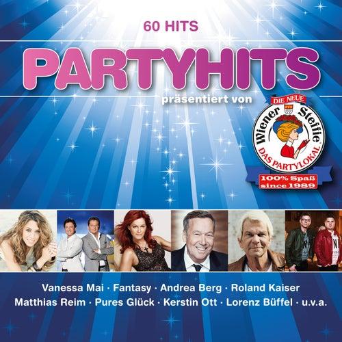 Partyhits präsentiert von Wiener Steffie von Various Artists