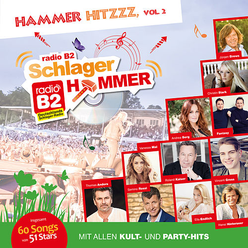 SchlagerHammer - Hammer Hitzzz, Vol. 2 von Various Artists