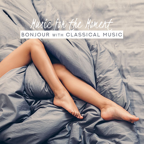 Music for the Moment: Bonjour with Classical Music von Various Artists