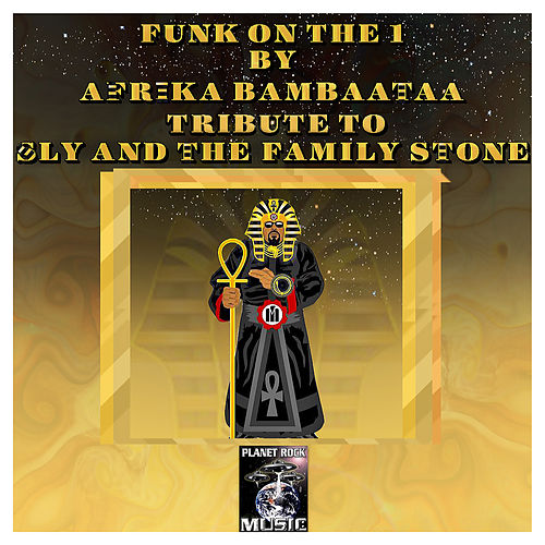 Funk on the 1 (Tribute to Sly and the Family Stone) [Ntelek Radio Instrumental Mix] by Afrika Bambaataa
