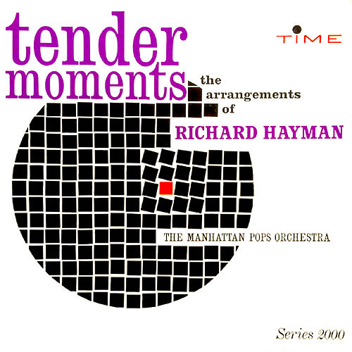 Tender Moments de Richard Hayman