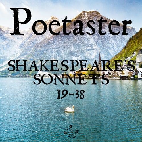 Shakespeare's Sonnets 19-38 de Poetaster