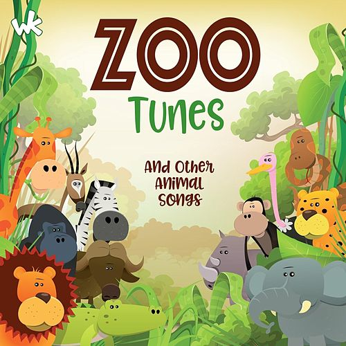 Zoo Tunes and Other Animal Songs by Wonder Kids