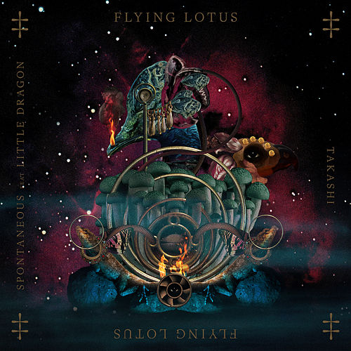 Spontaneous / Takashi by Flying Lotus