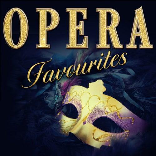 Opera Favourites von Various Artists