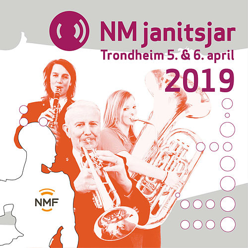 NM Janitsjar 2019 - 1 divisjon von Various Artists