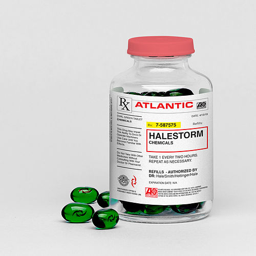 Chemicals by Halestorm