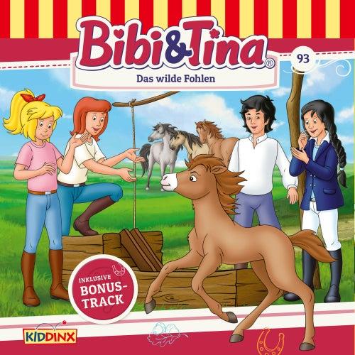 Folge 93: Das wilde Fohlen von Bibi & Tina