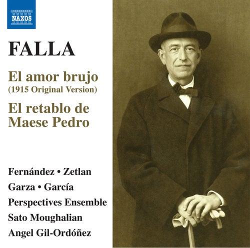 Falla: El amor brujo (1915 Version) & El retablo de maese Pedro von Various Artists